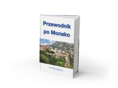 Przewodnik po Monako, ebook PDF