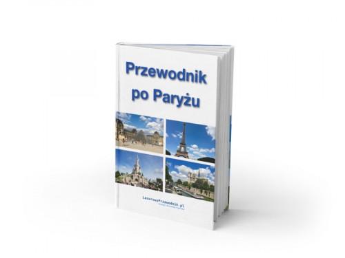 Przewodnik po Paryżu, ebook PDF
