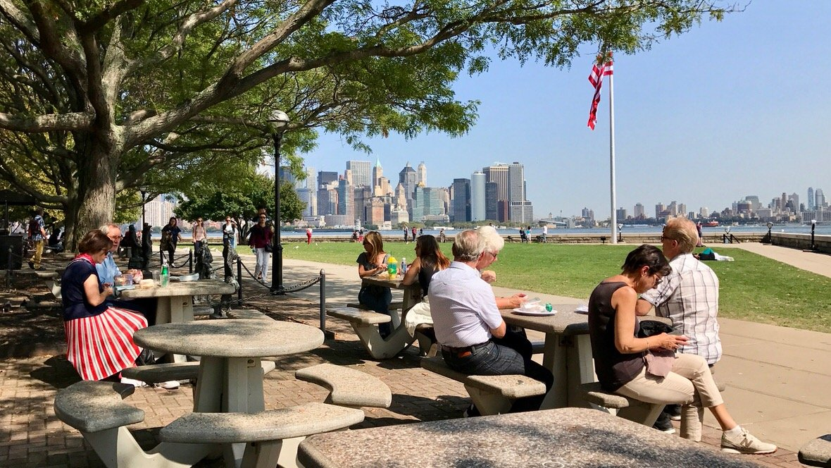 Ellis Island i Muzeum Emigracji, Nowy Jork