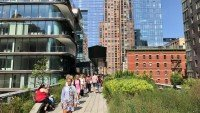 High Line Tour, Nowy Jork