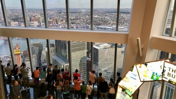 One World Observatory w One World Trade Center, Nowy Jork