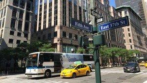 5th Avenue (Piąta Aleja), Nowy Jork