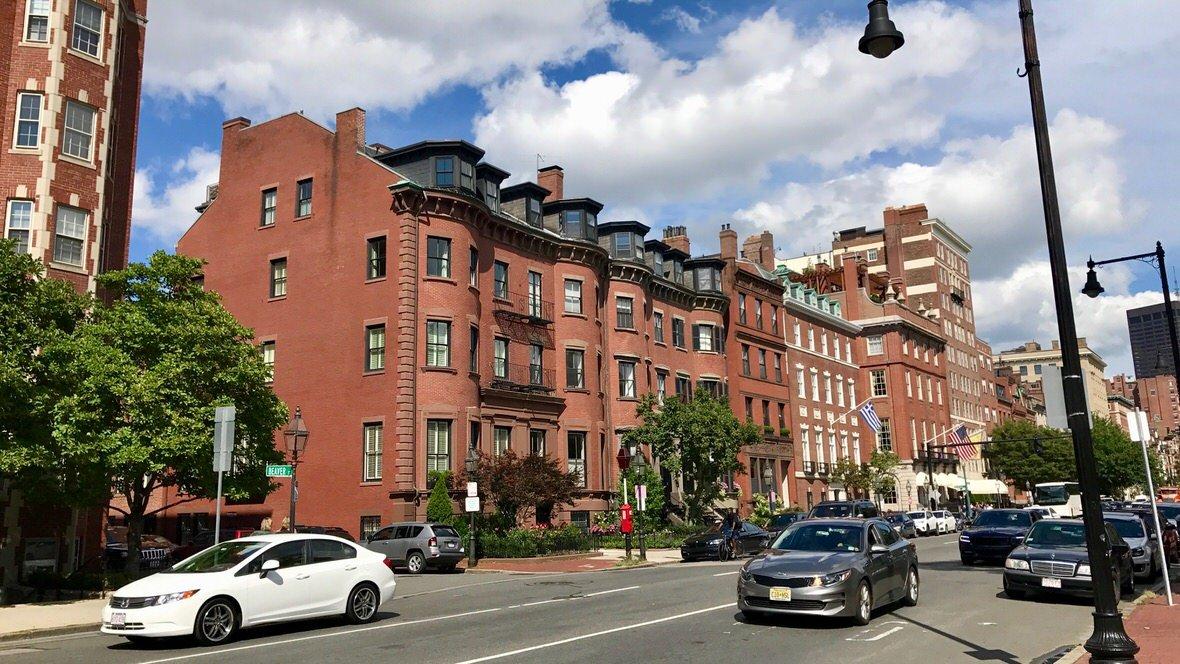 Beacon Street, Boston