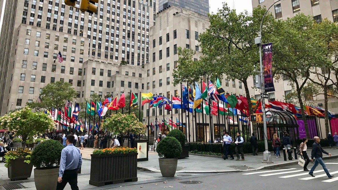 Rockefeller Center, Nowy Jork