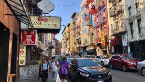 Chinatown, Manhattan, Nowy Jork