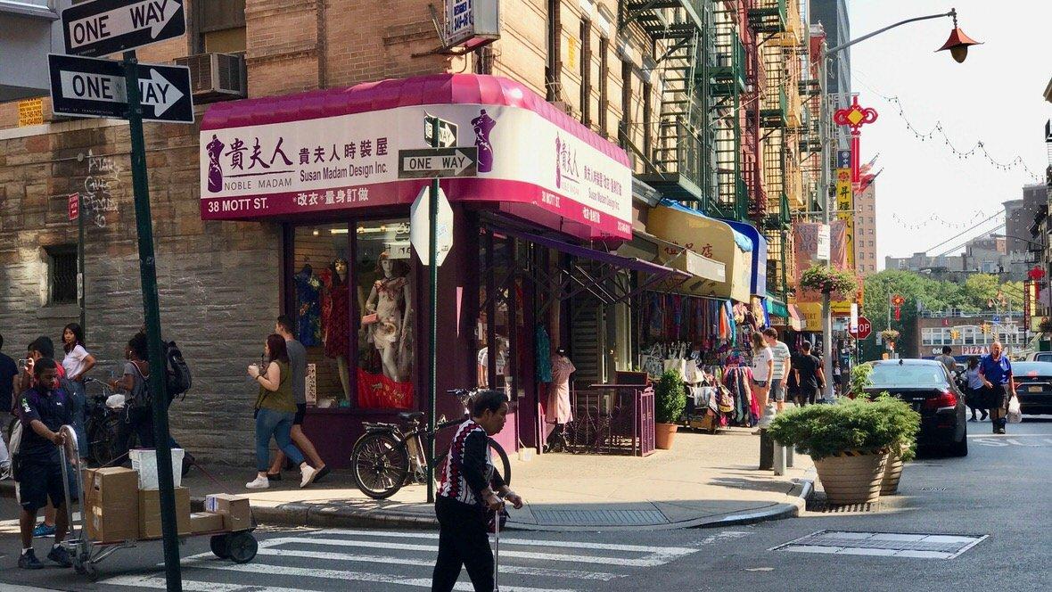 Chinatown, Manhattan, Nowy Jork