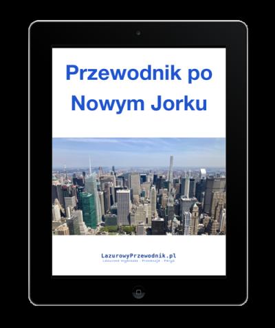 Darmowy ebook z przewodnikiem po Nowym Jorku w PDF