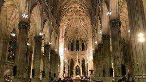 Katedra św. Patryka w Nowym Jorku, Manhattan