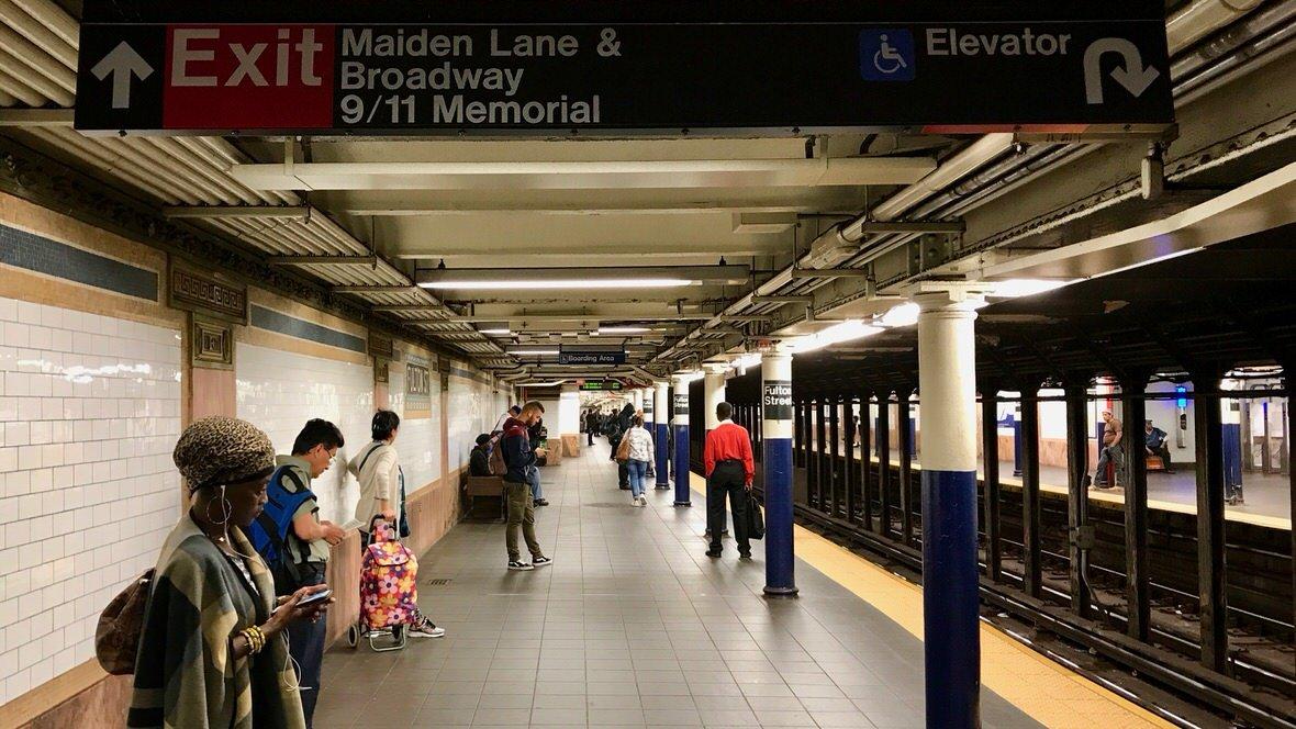 Stacja Metra w Nowym Jorku, Manhattan