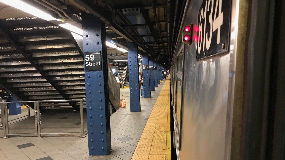 Metro w Nowym Jorku, Manhattan