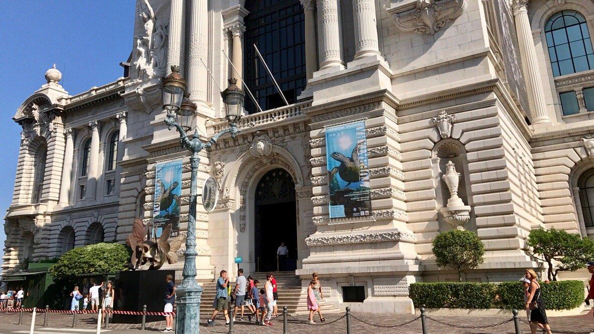 Oceanarium w Monako (Stare Miasto)