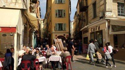 Stare Miasto w Nicei