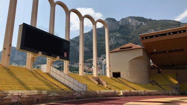 Stadion w Monaco