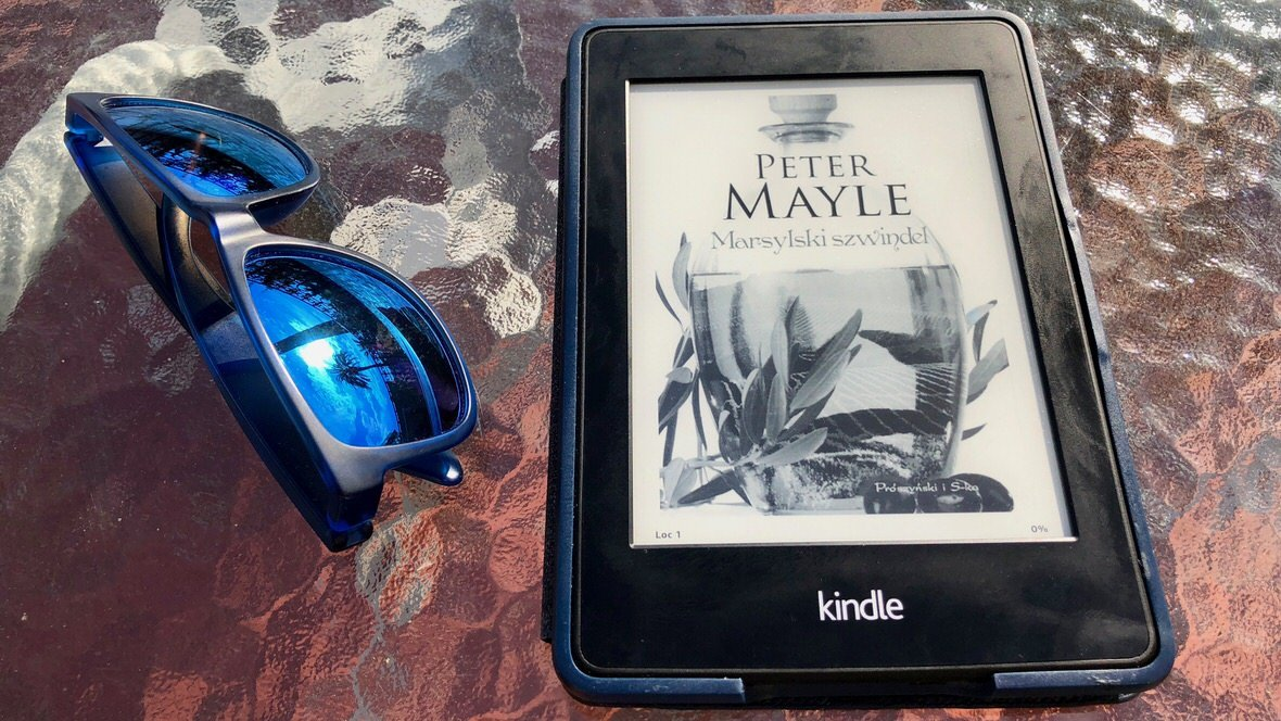 Marsylski szwindel, Peter Mayle