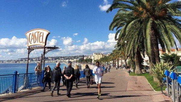 Co zobaczyć na Lazurowym Wybrzeżu? Na przykład Promenadę Anglików w Nicei!