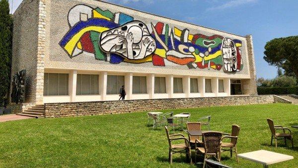 Muzeum Fernanda Légera w Biot, Lazurowe Wybrzeże