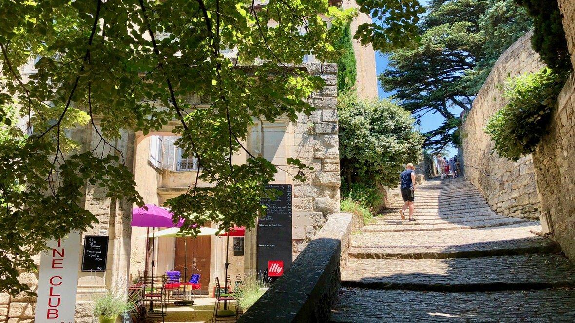 Bonnieux, prowansalskie miasteczko