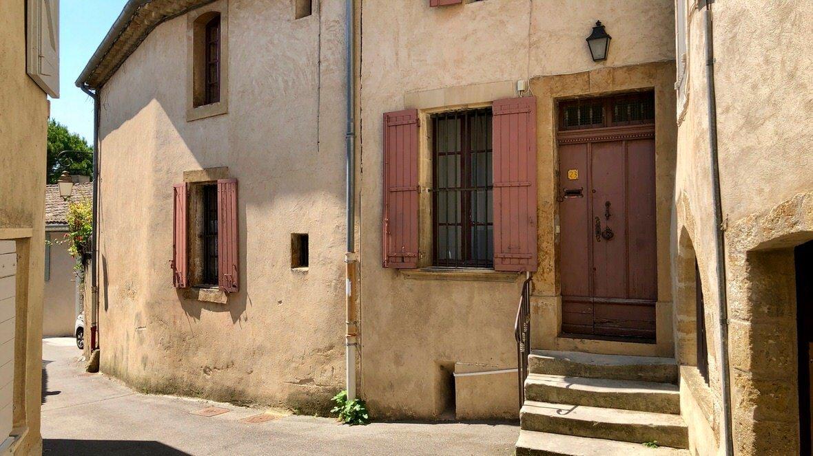 Dom Alberta Camus w Lourmarin, Prowansja