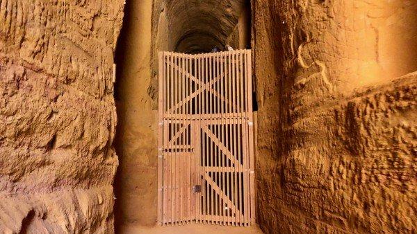 Kopalnia ochry Mines Bruoux, Prowansja