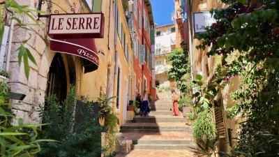 Villefranche-sur-Mer, Lazurowe Wybrzeże