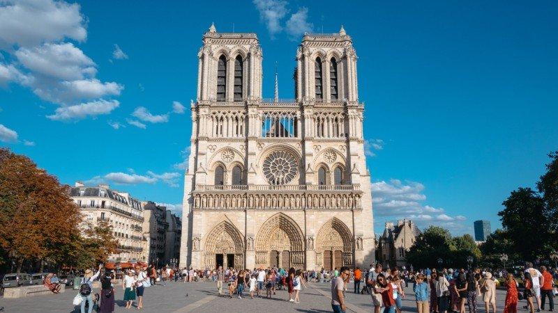 Katedra Notre-Dame w Paryżu