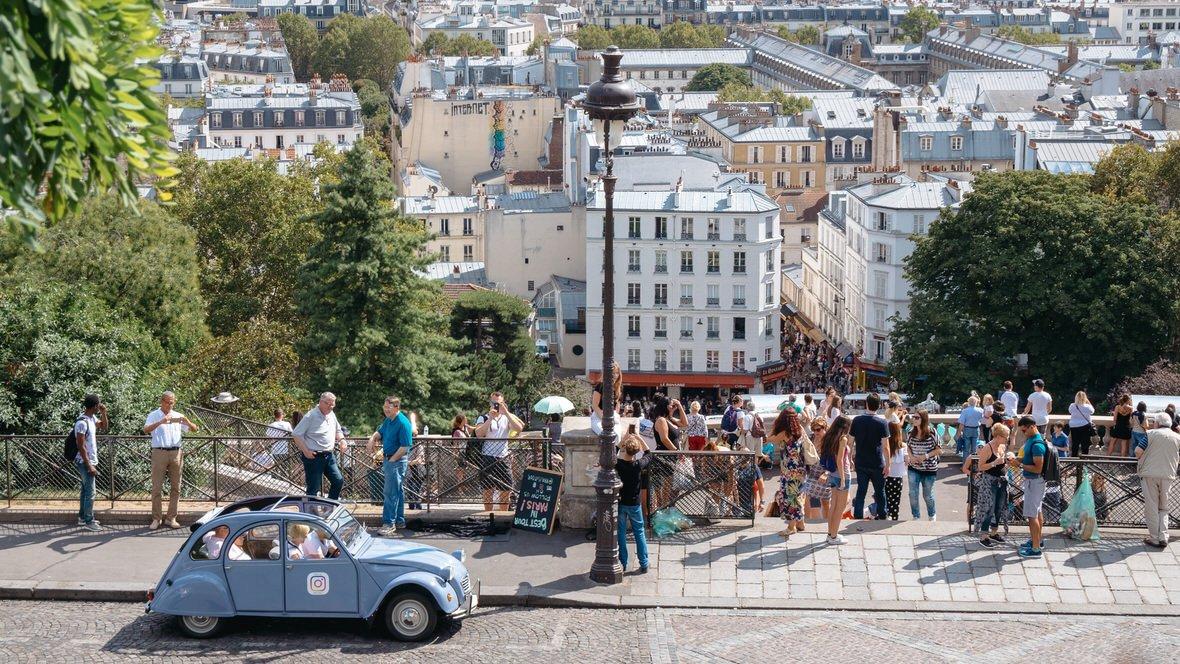 Montmartre, Paryż