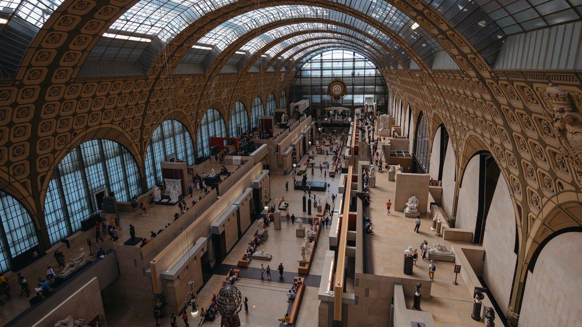 Muzeum Orsay, Paryż