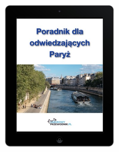 Darmowy ebook z przewodnikiem po Paryżu w PDF