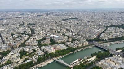 Punkty widokowe w Paryżu: panorama miasta z Wieży Eiffla