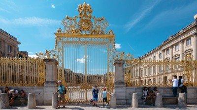 Wersal, Paryż