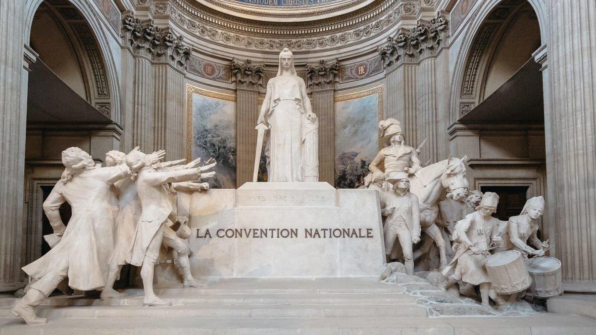 Panteon, Paryż