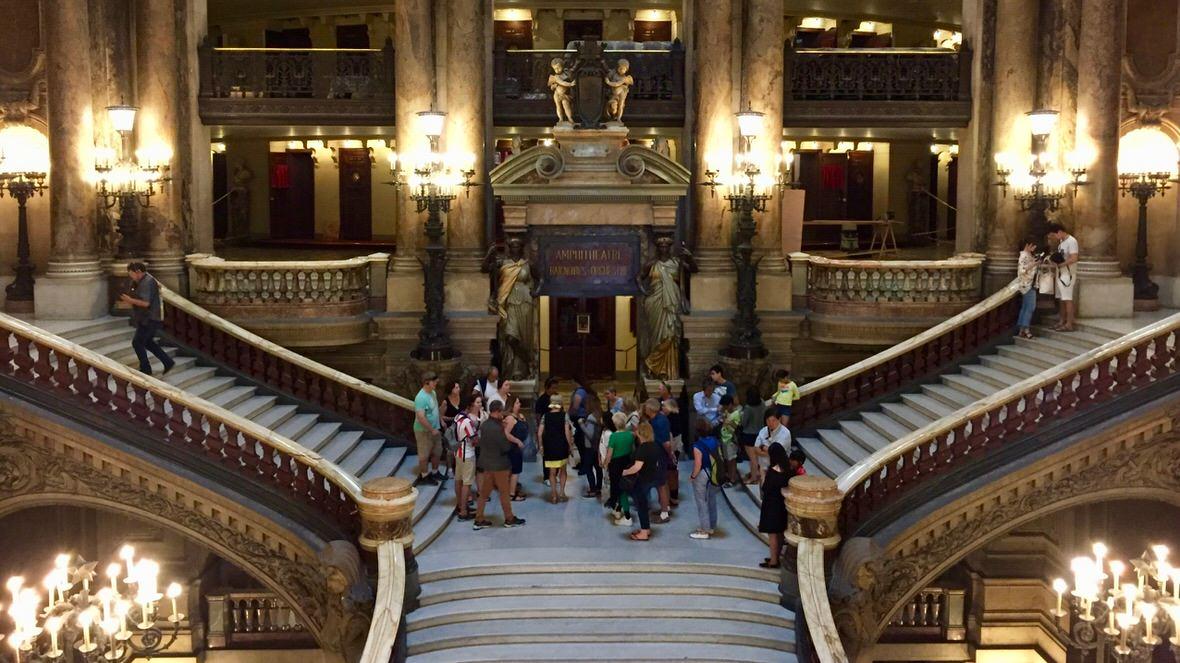 Opera Garnier, Paryż