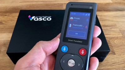 Tłumacz elektroniczny Vasco Mini