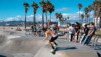 Venice Beach, Los Angeles, Kalifornia