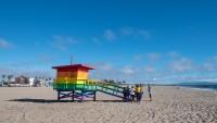 Plaża w Los Angeles, Kalifornia