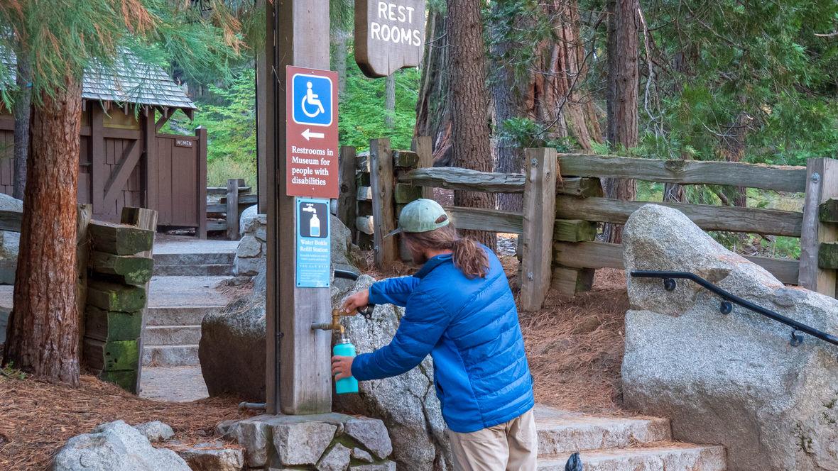 Park Narodowy Sekwoi, Kalifornia