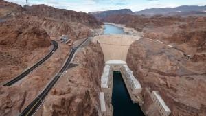 Zapora Hoovera niedaleko Las Vegas, USA