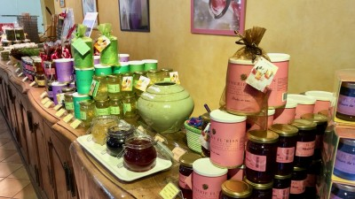 Confiserie Florian, wytwórnia słodyczy i czekoladek na Lazurowym Wybrzeżu