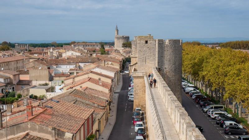 Aigues-Mortes, Oksytania, Francja