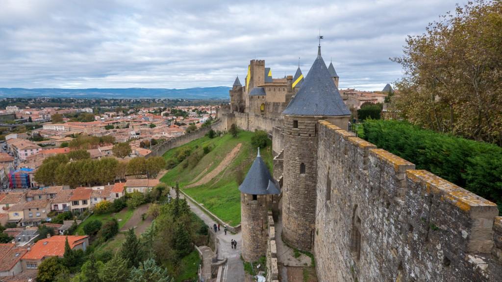 Carcassonne, Francja