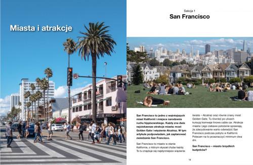 Przewodnik po Zachodnim Wybrzeżu USA ebook PDF. Przewodnik po Kalifornii i sąsiednich stanach.