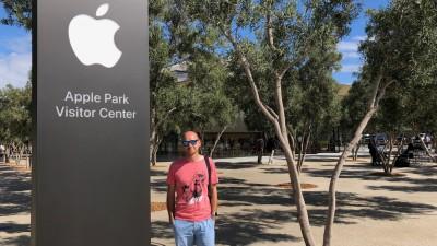 Siedziba Apple, Dolina Krzemowa, Kalifornia