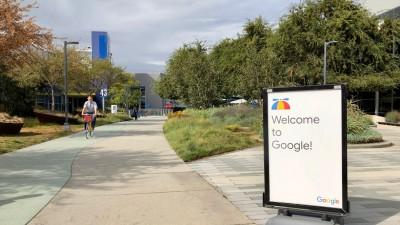 Siedziba Google w Dolinie Krzemowej, Kalifornia