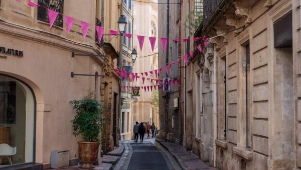 Montpellier, Francja