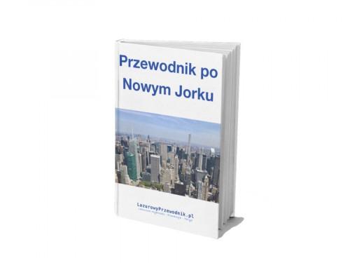 Przewodnik po Nowym Jorku ebook PDF