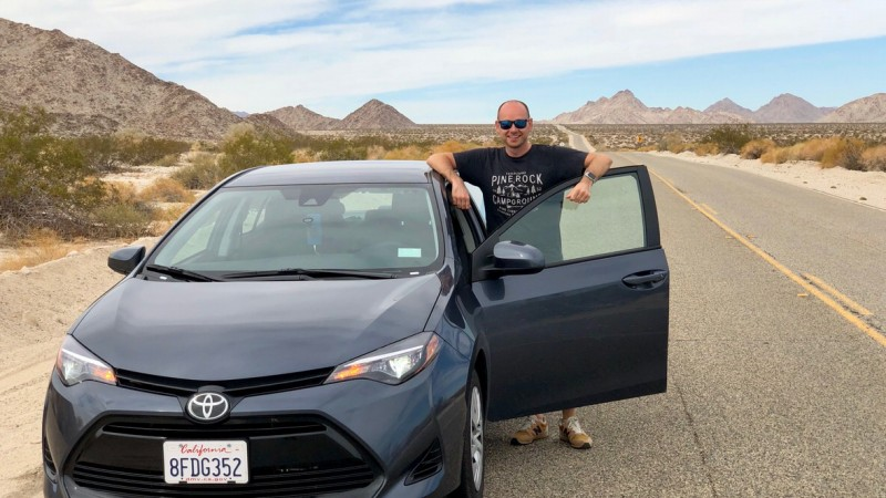Wynajem samochodu w Los Angeles lub w San Francisco to początek przygody. Zwiedzanie Kalifornii i sąsiednich stanów jest możliwe tylko samochodem.