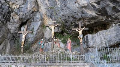Grota Marii Magdaleny, sanktuarium la Sainte-Baume