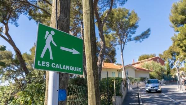 Wędrówka do Calanque Port Pin