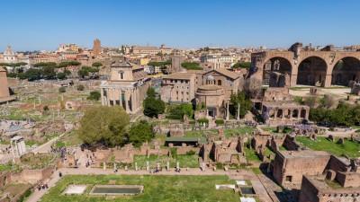 Forum Romanum, Rzym