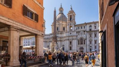 Piazza Navona, Rzym
